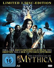 The Chronicles of Mythica (Limited 3-Disc-Edition) [Blu-ray] [Limited Edition]