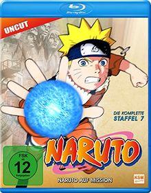 Naruto - Naruto auf Mission (Staffel 7: Folge 158-183) [Blu-ray]