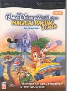 Walt Disney World Quest, Magical Racing Tour
