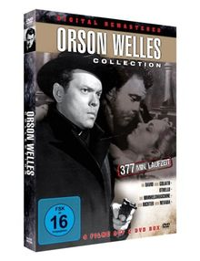 Orson Welles-Collection *4 Filme auf 2 DVDs!* -digital remastered!-
