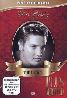 The Legacy + CD Elvis Presley [Special Edition] [2 DVDs]