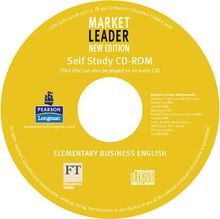 Market Leader Elementary Multi-Rom for Pack