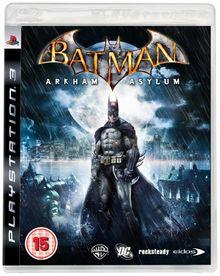 Batman: Arkham Asylum [UK]