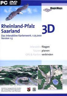 Rheinland-Pfalz/Saarland (DVD-ROM)