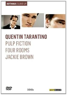 Quentin Tarantino Arthaus Close-Up [3 DVDs]