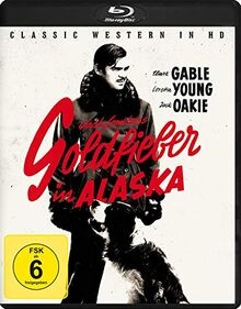 Goldfieber in Alaska [Blu-ray]