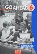 Go Ahead - Ausgabe für die sechsstufige Realschule in Bayern: 6. Jahrgangsstufe - Workbook (alt)