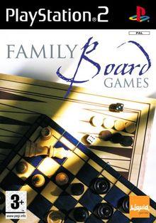 Family Board Games [UK Import]