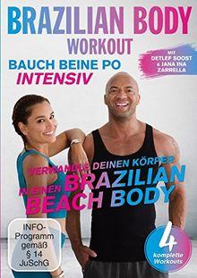 Brazilian Body Workout - Bauch Beine Po intensiv