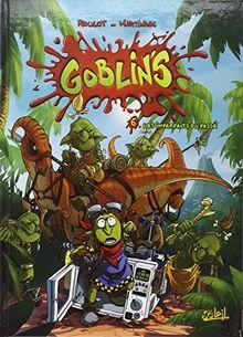 Goblin's, Tome 6 : Les imparfaits du passé