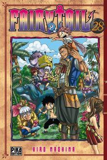 Fairy Tail Tome 28 De Hiro Mashima