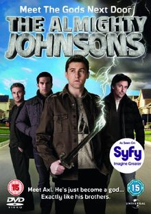The Almighty Johnsons - Series 1 [UK Import]