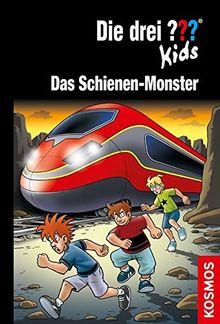 Die drei ??? Kids, 74, Das Schienen-Monster