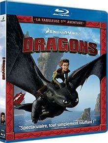 Dragons [Blu-ray] [FR Import]
