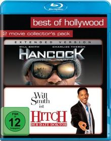 Best of Hollywood - 2 Movie Collector's Pack 51 (Hitch - Der Date Doktor / Hancock) [Blu-ray]