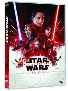 JOHNSON RIAN - STAR WARS - GLI ULTIMI JEDI (1 DVD)