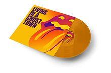Living in a Ghost Town (Limited Edt.,Orange Vinyl) [Vinyl Single]
