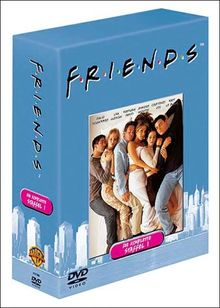 Friends - Die komplette Staffel 1 (4 DVDs)
