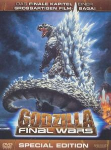 Godzilla - Final Wars [Special Edition] [2 DVDs]