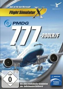 Flight Simulator X - PMDG 777-200LR/F (Add-On) - [PC]