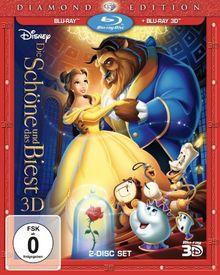Die Schöne und das Biest (Diamond Edition + Blu-ray 3D) [Blu-ray]