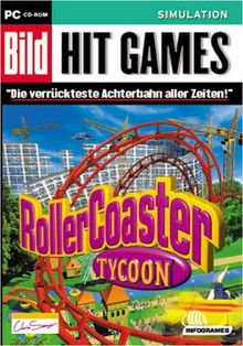 Roller Coaster Tycoon [Bild Hit Games]