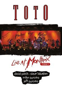 Toto - Live in Montreux