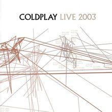 Live 2003-Jewel Case