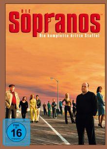 Die Sopranos - Die komplette dritte Staffel [4 DVDs]