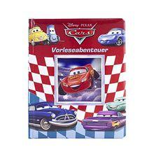 Disney Pixar, Cars - Vorleseabenteuer, Pappbilderbuch
