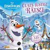 Disney Die Eiskönigin: Olafs lustige Rätsel: Mit coolen 3-D-Stickern (Disney Eiskönigin)