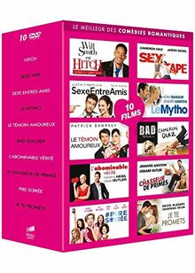 Coffret le meilleur des comédies romantiques 10 films