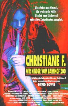 Christiane F. - Wir Kinder vom Bahnhof Zoo [VHS]