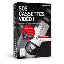 SOS Cassettes vidéo ! - version 9 - Numérisez vos cassettes vidéo en toute simplicité