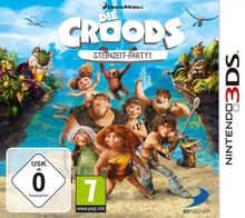 Die Croods: Steinzeit Party!