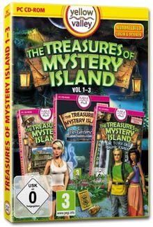Treasure of Mystery Island 1-3