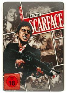 Scarface - Reel Heroes Edition/Steelbook [Blu-ray]