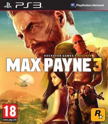 Third Party - Max Payne 3 Occasion [PS3] - 5026555402484