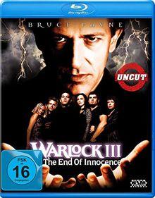 Warlock 3 - Das Geisterschloss - Uncut [Blu-ray]