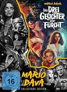 Die drei Gesichter der Furcht - Mario Bava - Collection #5 (+ DVD) (+ Bonus-DVD) [Blu-ray] [Collector's Edition]