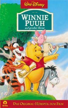 Winnie Puuh (Grosse Reise) [Musikkassette] [Musikkassette]