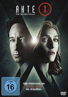 Akte X - Die neuen Fälle [3 DVDs]