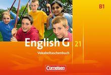 English G 21 - Ausgabe B: Band 1: 5. Schuljahr - Vokabeltaschenbuch