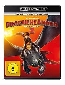 Drachenzähmen leicht gemacht 2 (4K Ultra HD) (+ Blu-ray 2D)