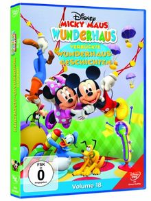 Micky Maus Wunderhaus - Verrückte Wunderhaus-Geschichten