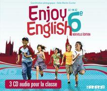 Enjoy 6e (1CD audio)
