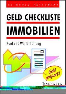 Immobilien-Checkliste