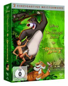 Das Dschungelbuch / Das Dschungelbuch 2 (Diamond Edition, 2 Discs)