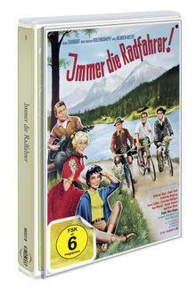 Immer die Radfahrer! / Ein Stück Heimat zum Sammeln