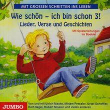 Wie Schön-Ich Bin Schon 3! Lieder,Verse und Kle
